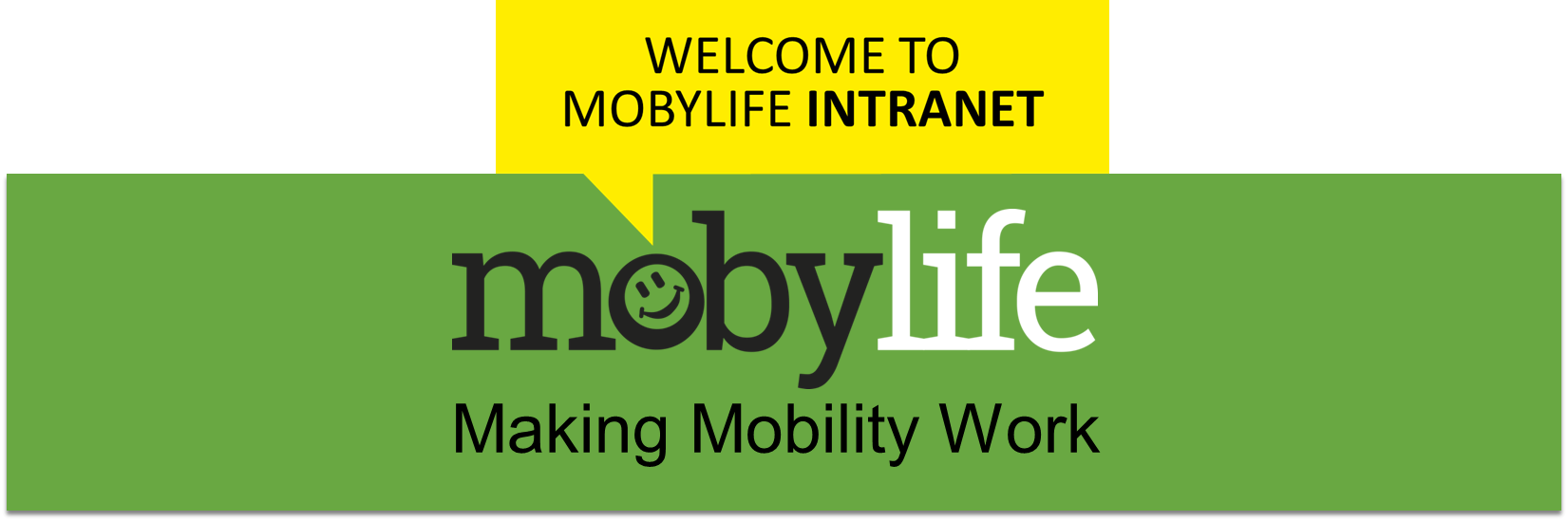 Mobylife intranet