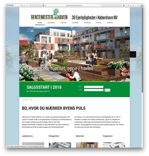 rentemesterhaven website
